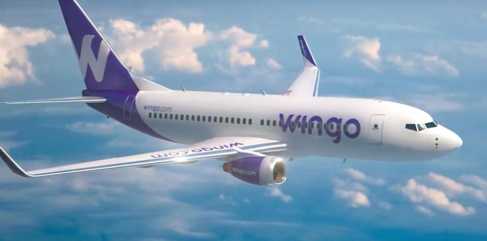 Wingo alcanza un millón de viajeros en dos años de operación