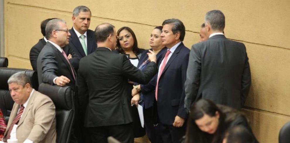 Magistrados y Comisión de Credenciales se negociarían por $20 millones