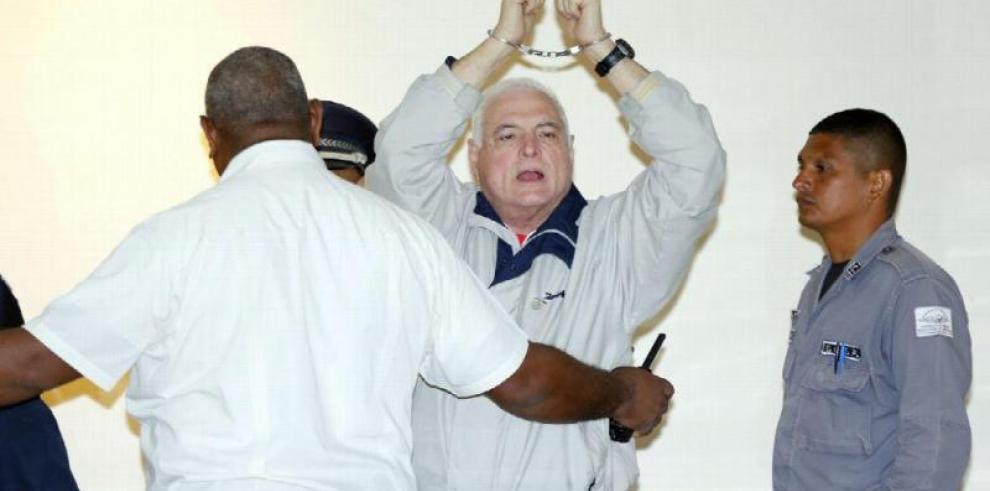 Certifican al Sistema Penitenciario cita médica de Martinelli en hospital privado