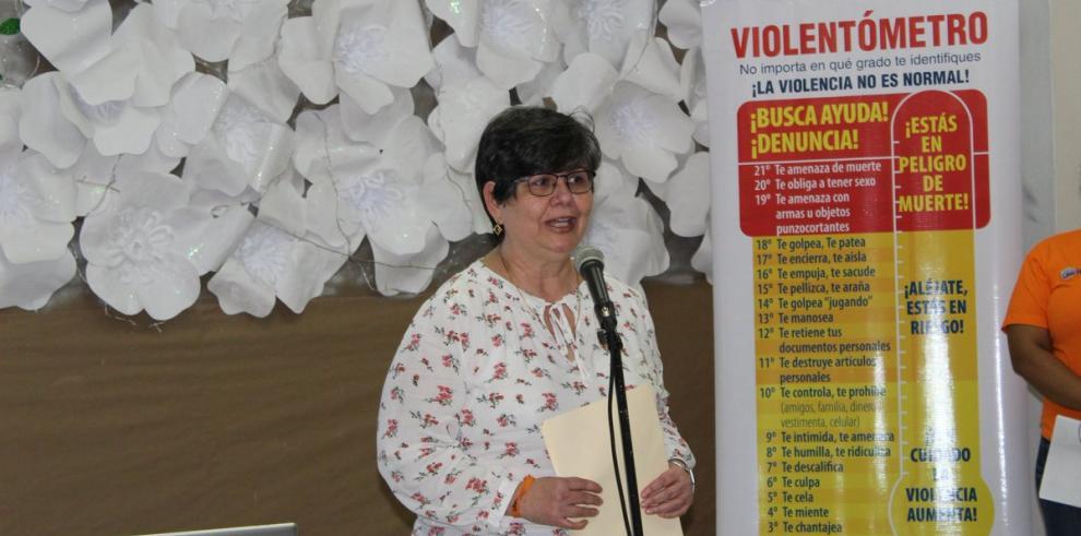 DGSP conmemora la campaña 'Únete'