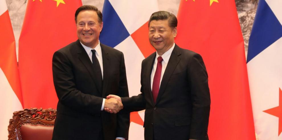 Panamá y China reportan