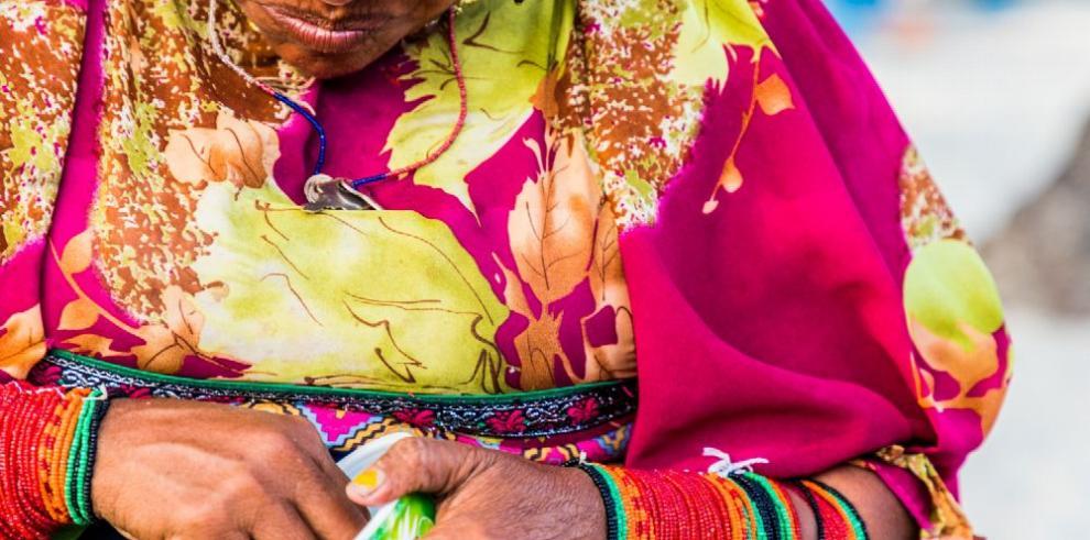 Mujeres indígenas migrantes