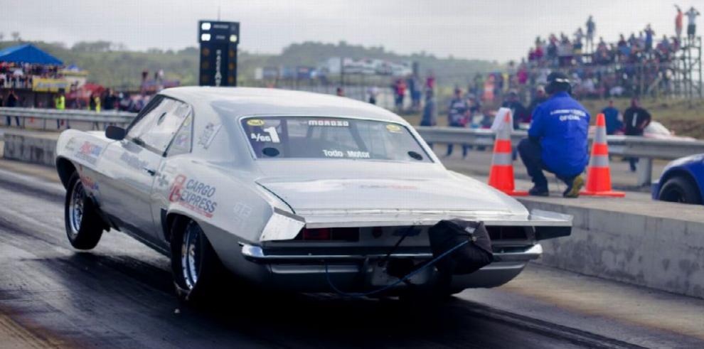 Motores rugirán en quinta válida de 'drag'