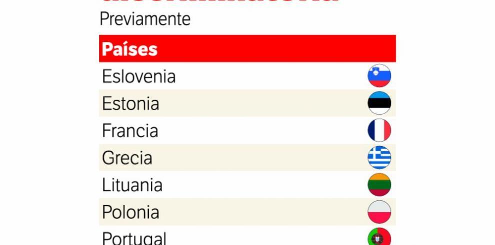 Panamá avanza con salida de lista de la UE