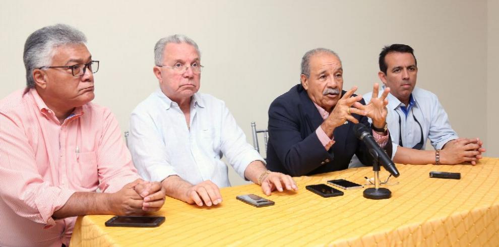 Valcárcel ratifica a Panamá como sede de Convención
