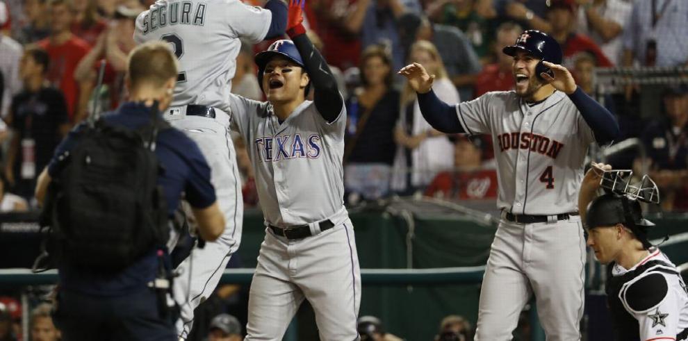 Liga Americana gana Juego de las Estrellas
