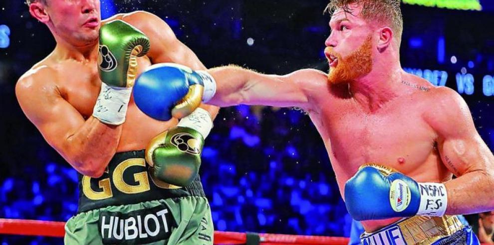 'Canelo' Álvarez anuncia que no peleará la revancha ante Golovkin