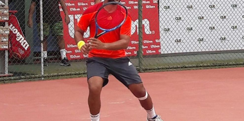 Gómez hace su estreno hoy en el Visit Panamá Tenis