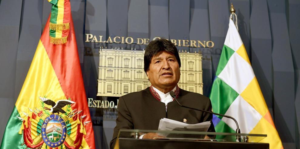 Evo Morales anuncia una amnistía e indulto para más de 2.700 reos en Bolivia