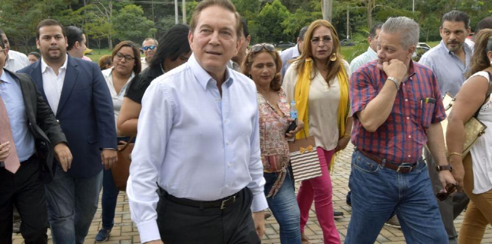 'Es un error dejar que la crisis se agrave', Cortizo