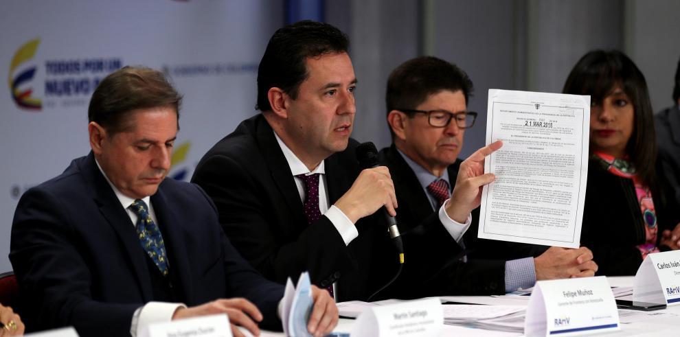 Colombia iniciará el próximo viernes registro de migrantes venezolanos