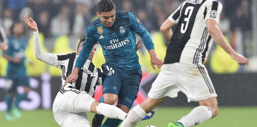El Real Madrid pone pie y medio en semifinales al vencer a la Juventus
