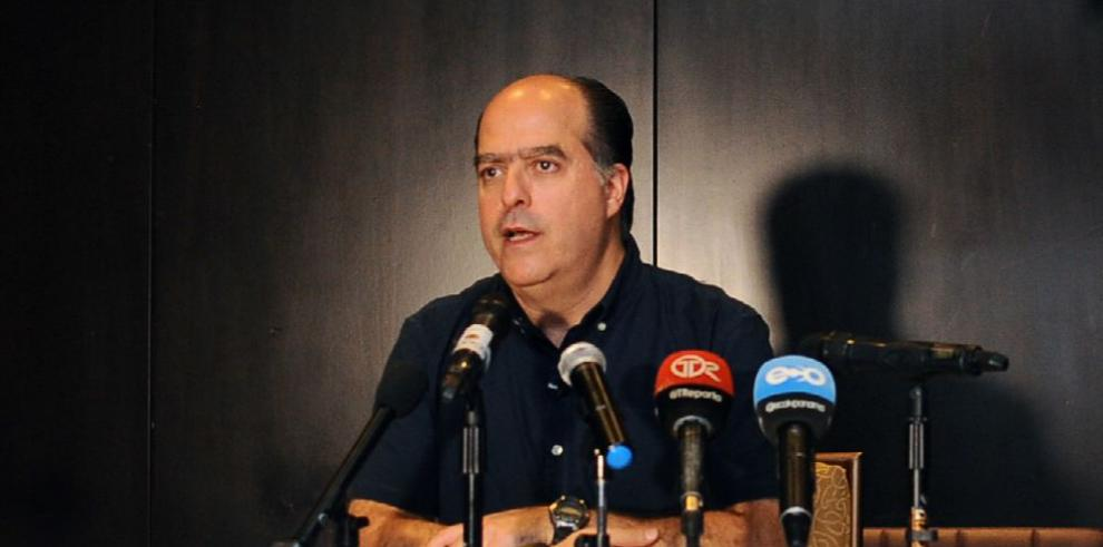 Borges: Estamos en comunicación permanente con Varela