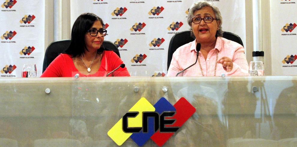 Poder Electoral venezolano abre proceso de postulaciones para presidenciales