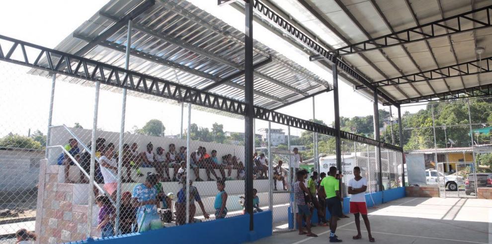 San Miguelito tendrá más de 40 canchas deportivas