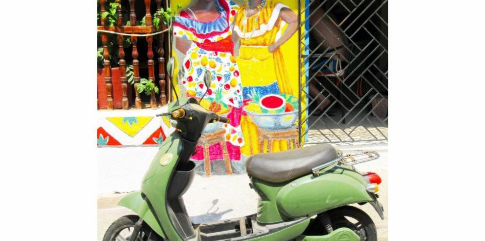 Las palenqueras de Cartagena