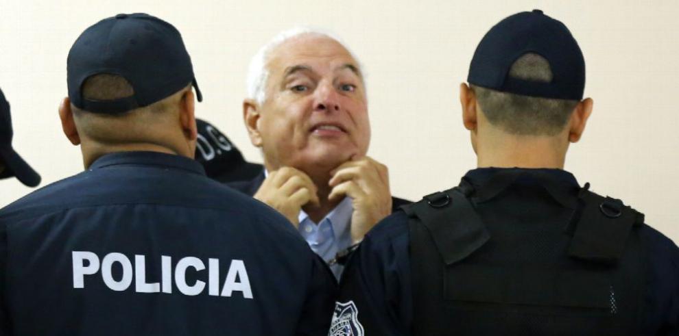 Defensa de Martinelli pide la nulidad de su caso y liberación