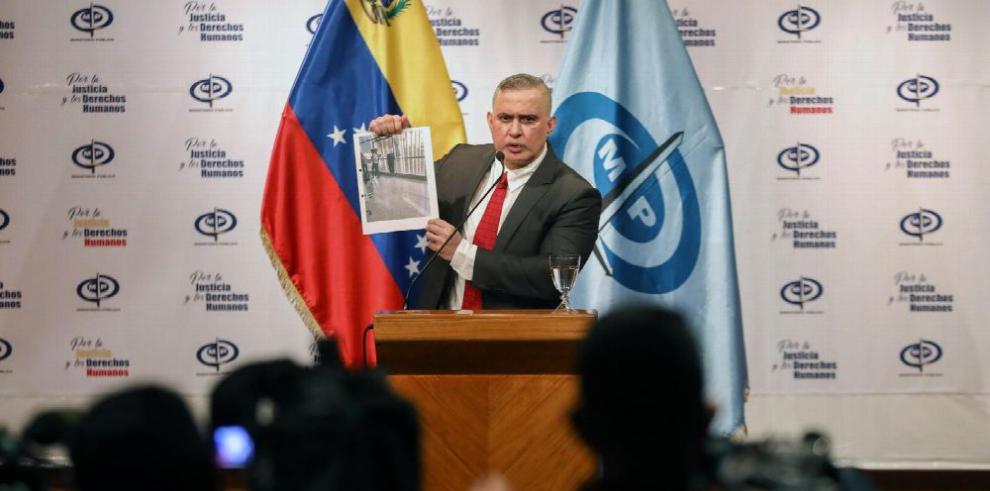 Fiscalía ratifica que sospechoso de atentado contra Maduro se suicidó