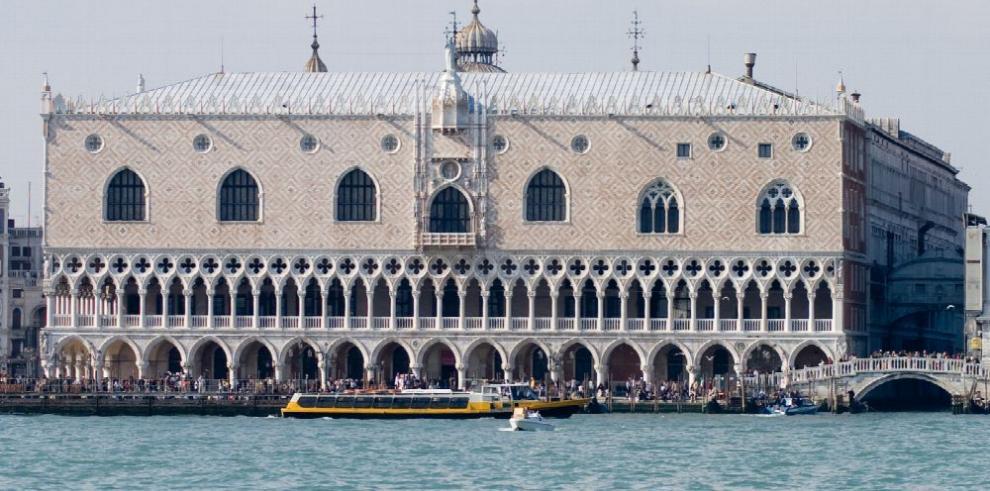 Roban joyas del jeque Al Thani expuestas en el Palacio Ducal de Venecia