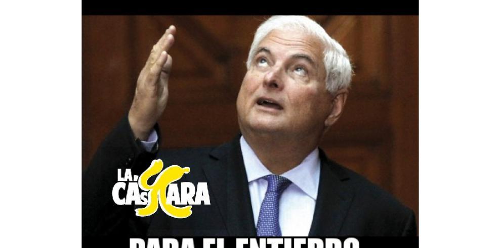 Memes tras fianza de excarcelación de Martinelli