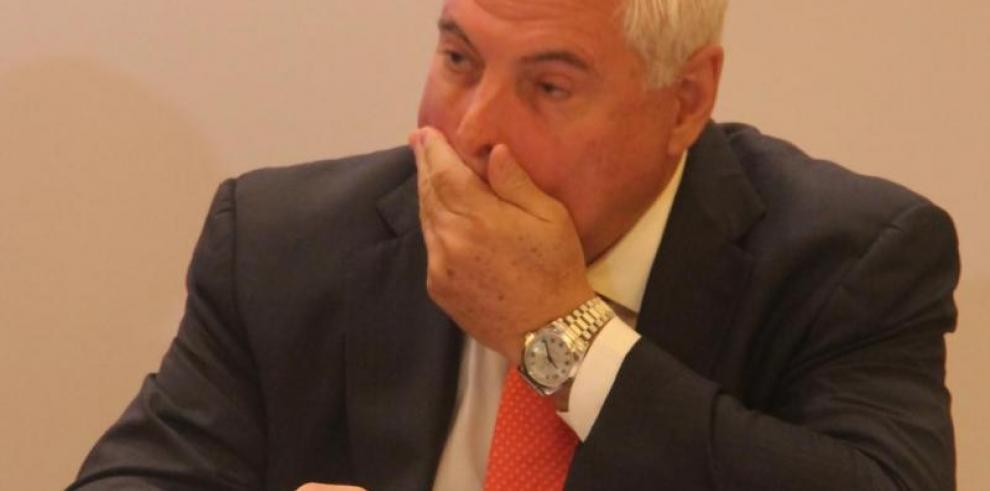Hoy vence el plazo para responder a la petición de libertad de Martinelli