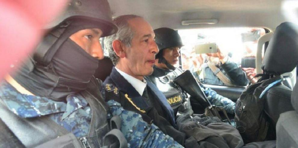 Capturan al expresidente de Guatemala, Álvaro Colom por supuesta corrupción
