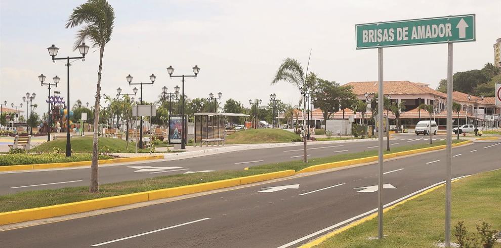 Estacionamientos en Brisas de Amador tendrán control de acceso