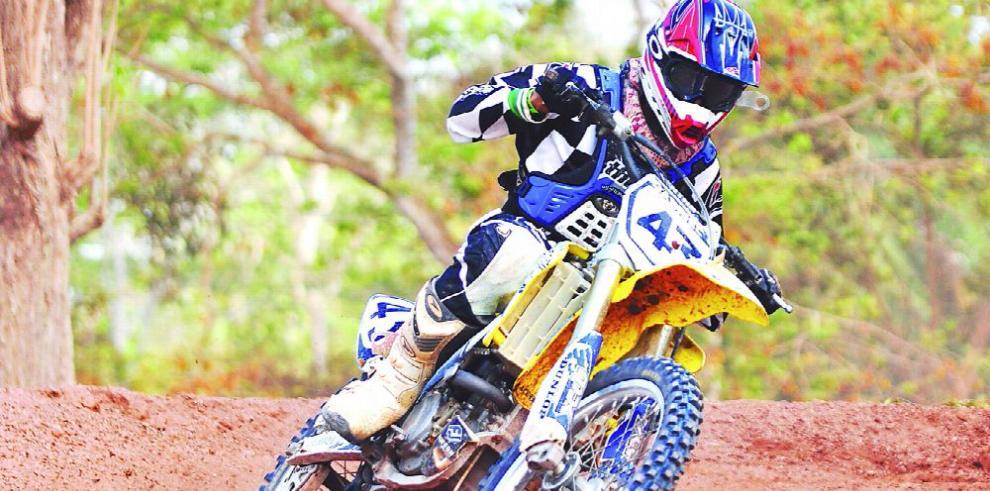 Se prepara el motocross