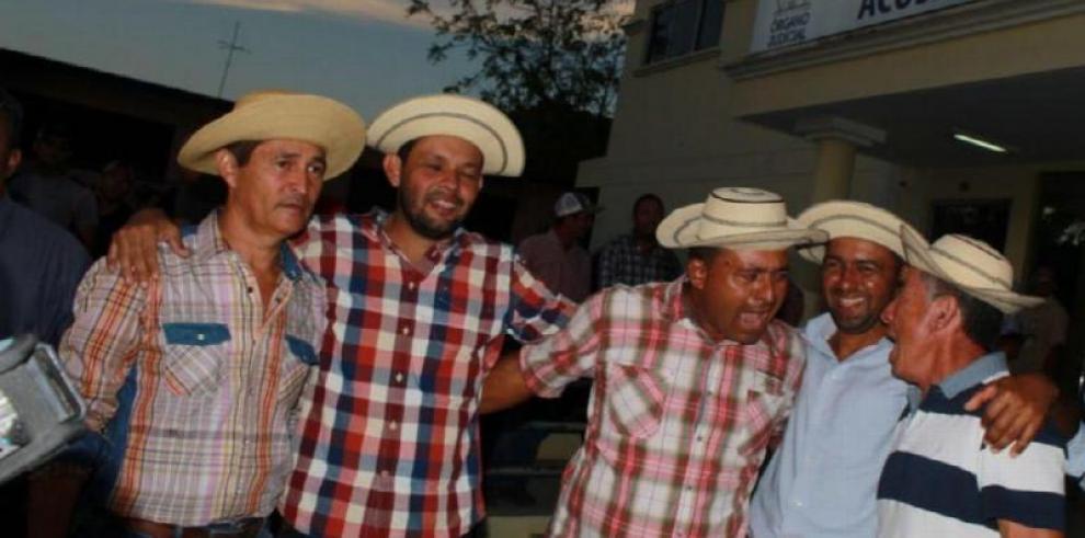 Ratifican medidas cautelares a productores de Panamá involucrados en protesta