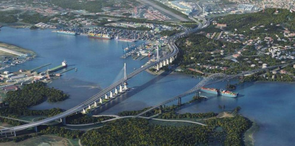 Consorcio chino gana la construcción del cuarto puente sobre el Canal