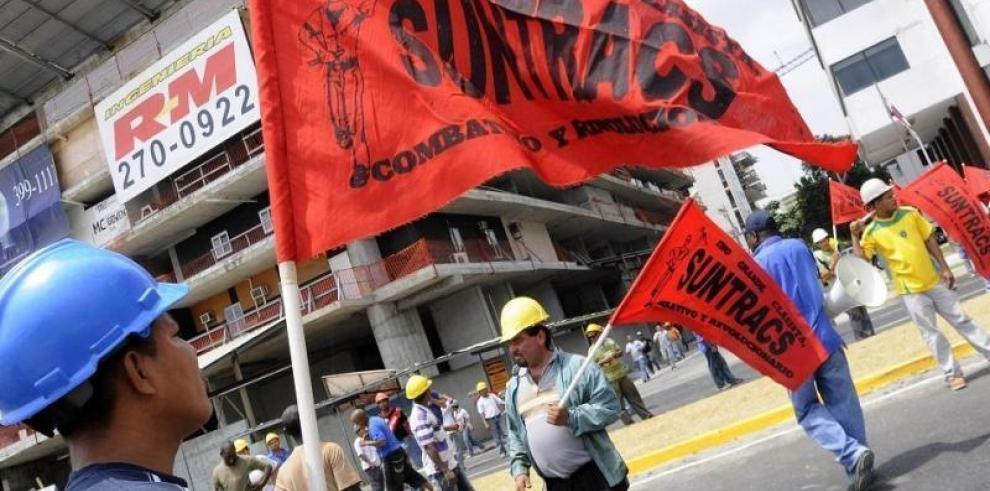 Llamado a huelga del Suntracs afectaría la dinámica comercial del país