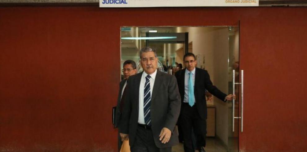 René Luciani saldrá libre el 30 de abril por el caso dietilenglicol