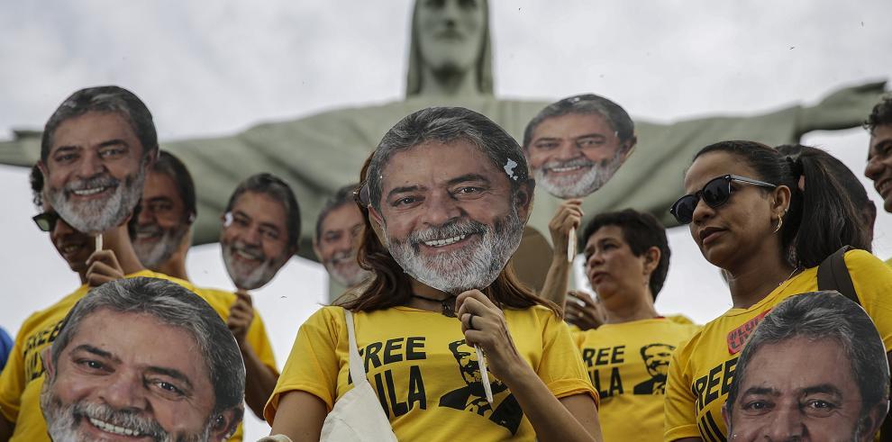 Lula se dice