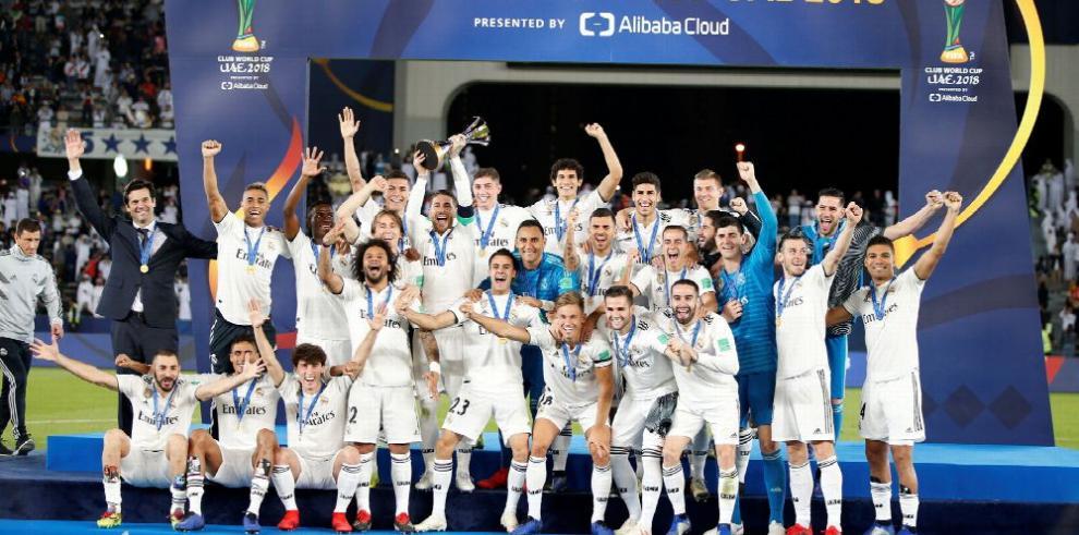 Real Madrid, otro histórico triunfo