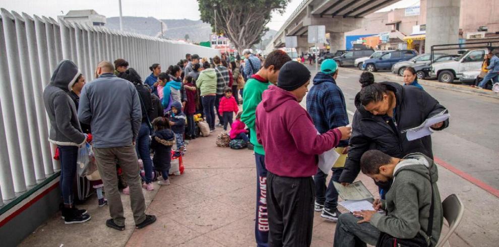 El 'Gran Reemplazo' , el temor al influjo de los migrantes