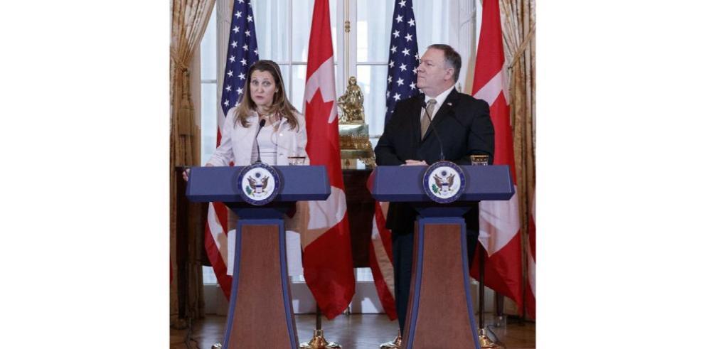 Tímidos apoyos para Canadá en su disputa con China y A. Saudí