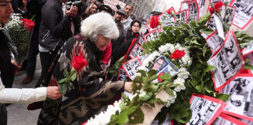 Chile recuerda a Allente y al golpe de Estado de 1973