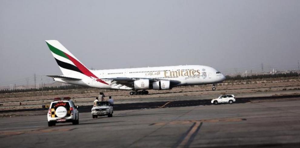 Panamá retoma vuelo directo hacia Dubái con Emirates