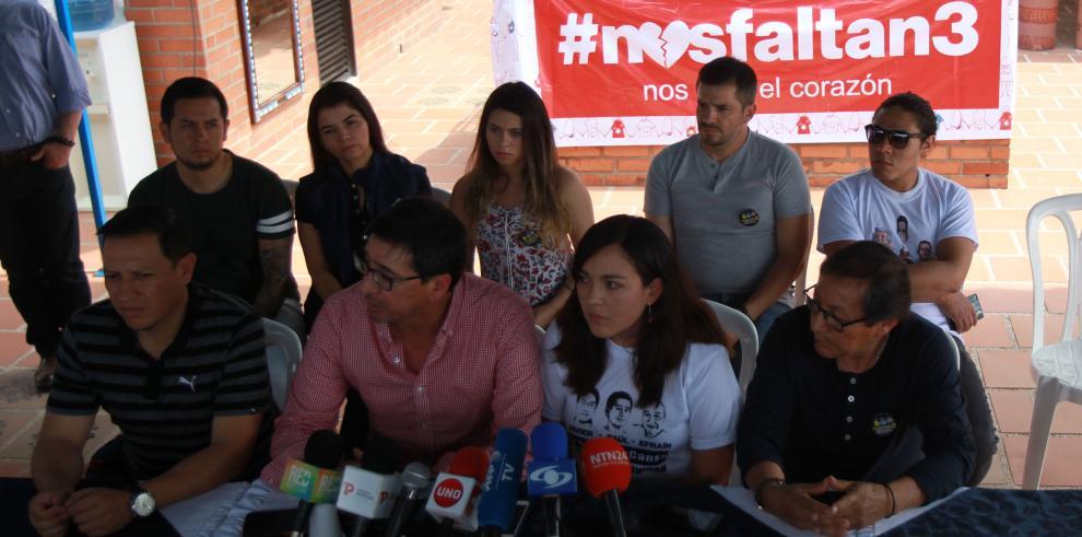 Colombia usará ADN para confirmar si cuerpos son de periodistas