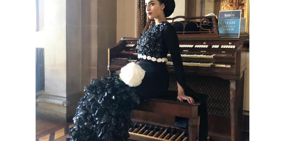 Sara Iftekhar, primera candidata con velo en participar en Miss Inglaterra