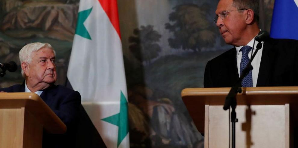 Rusia defiende derecho de Sirio a acabar con terroristas