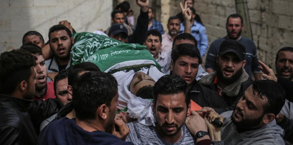 Jóvenes en Gaza: