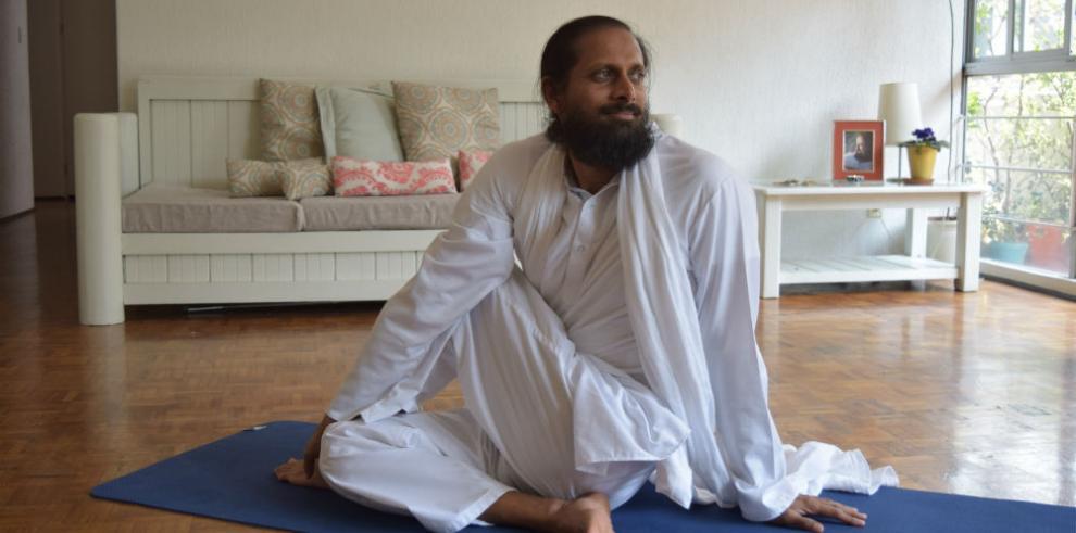 El maestro yoguiSwami Paramtej visitará Panamá