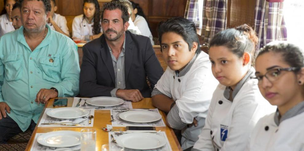 Programa de capacitación para nuevos chefs