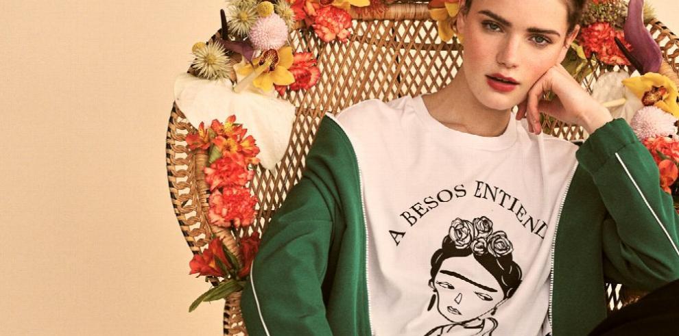 Frida Kahlo inspira colección de ropa