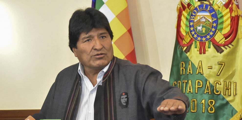 Evo Morales dice que el proceso contra Lula es solo para impedir que gobierne
