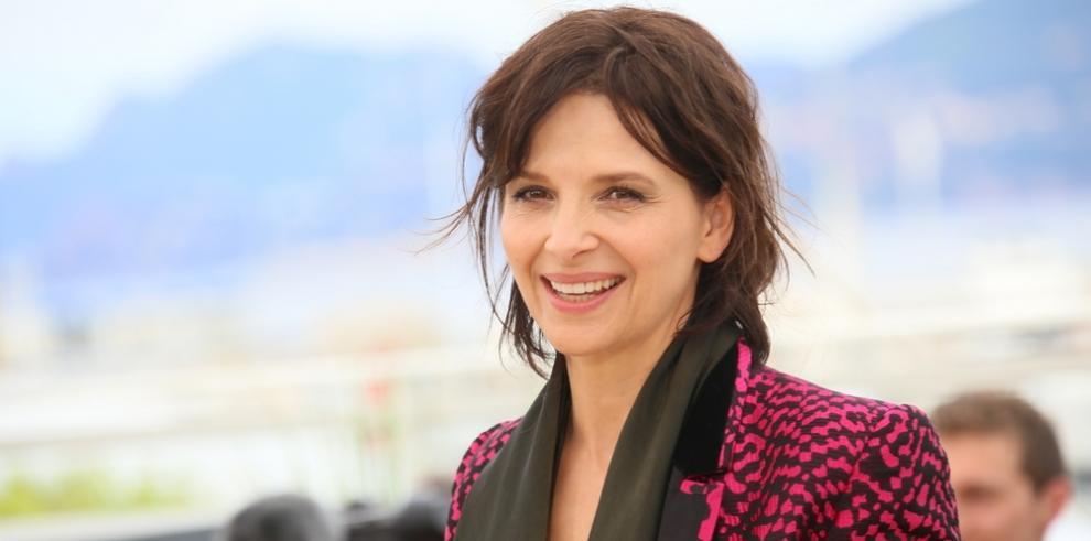Juliette Binoche: 'En la industria cinematográfica hay demasiados egos'