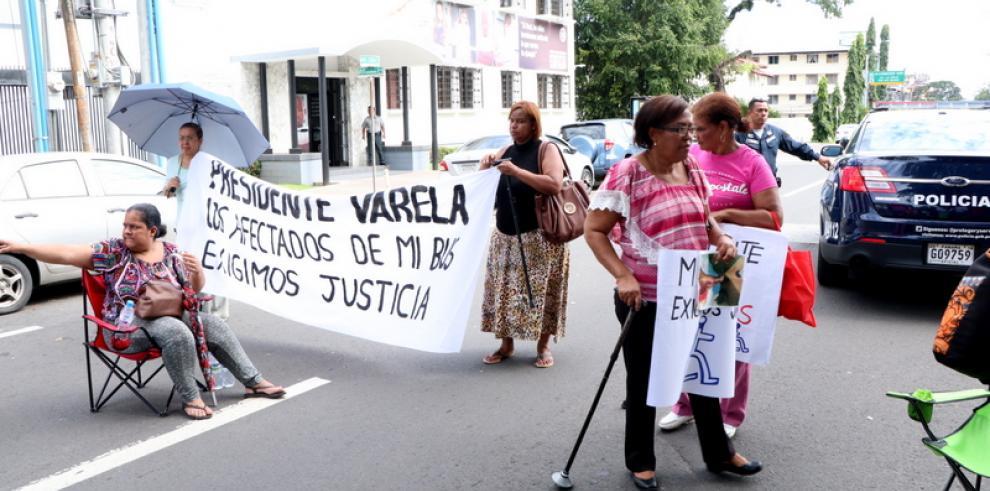 'Se debe agilizar el proceso de indemnización a las víctimas de Mi Bus' afirmó Castillero