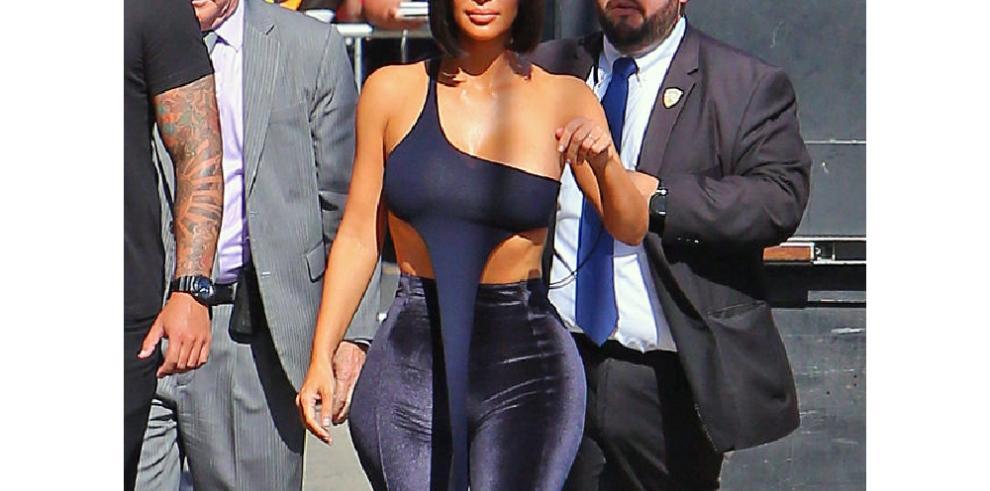 Kim Kardashian no aguanta ni una semana con el pelo corto