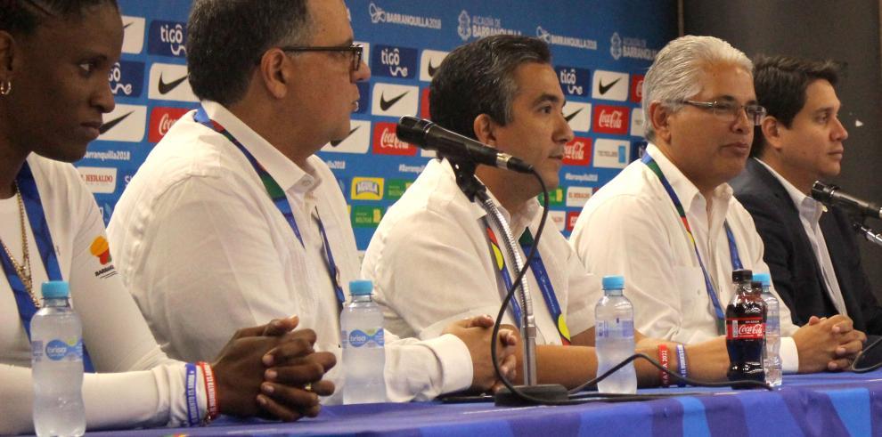 Blandón espera superar en el 2022 a Barranquilla en infraestructura deportiva